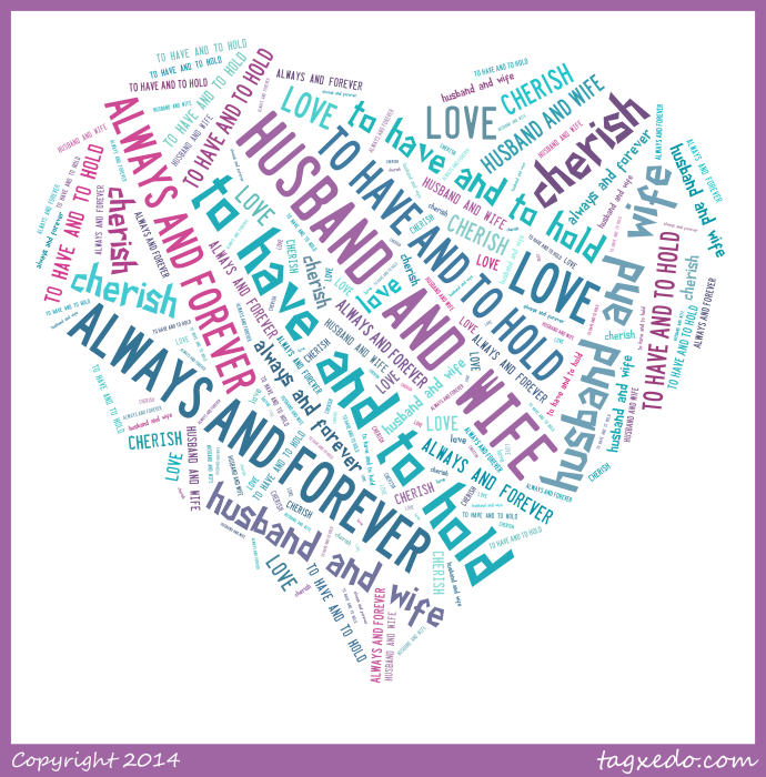 Free Shaped Word Art! Come check out more great tips for using Tagxedo, including making phrases and uploading your own images! {The Love Nerds} #freewordart #subwayart
