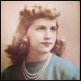 Saying Goodbye to My Grandma
