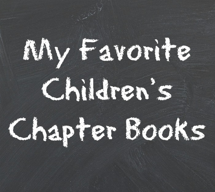 I am sharing my favorite Children's Chapter Books from when I was a kid! {The Love Nerds}