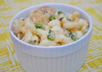 Jalapeño Mac and Cheese