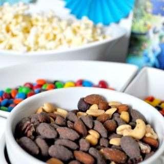 Make Movie Night Special with a Fun Popcorn Bar