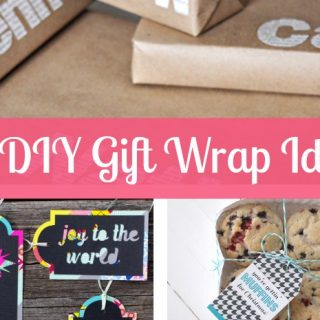15 DIY Gift Wrapping Ideas