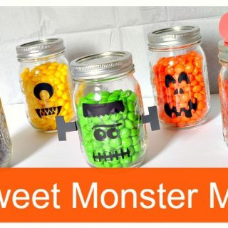 A Sweet Monster Mash