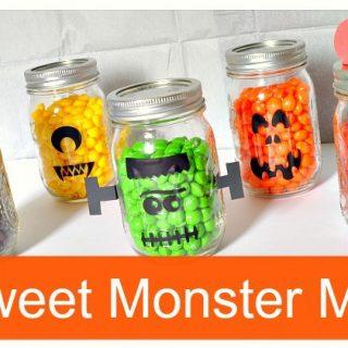 A Sweet Monster Mash