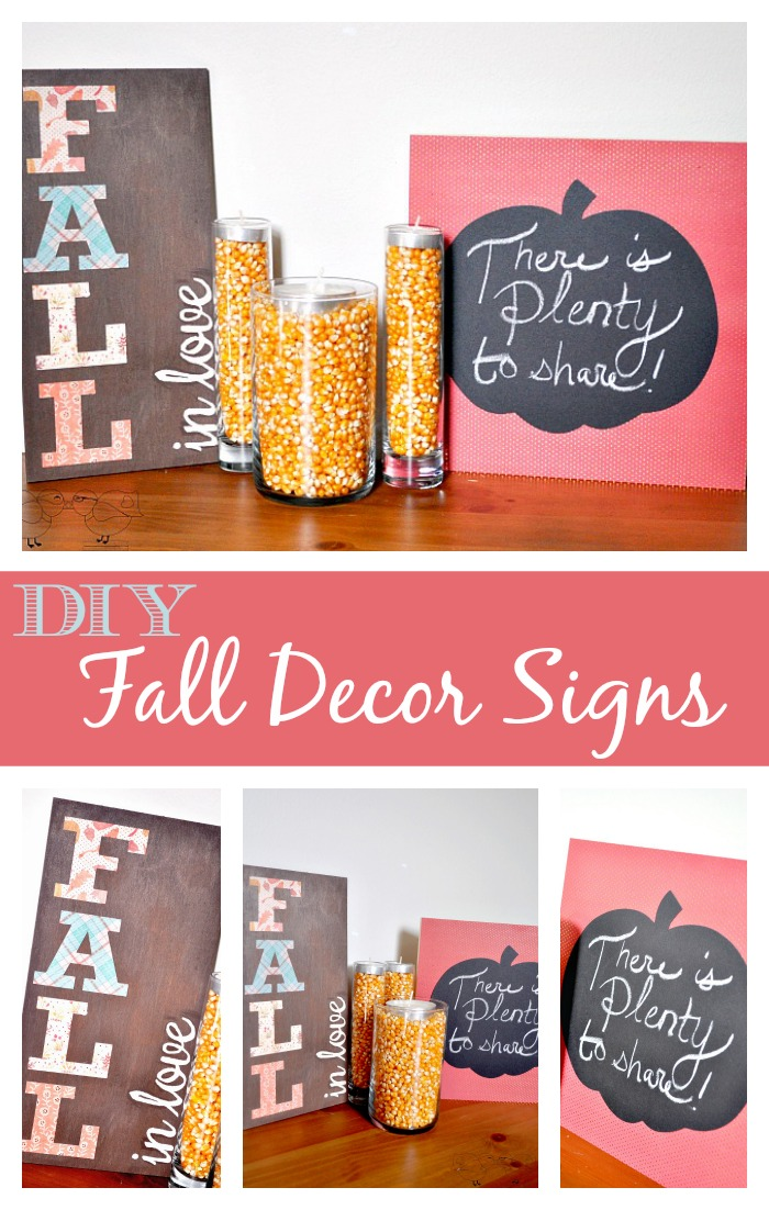 diy home decor signs diy fall decor signs the nerds 10754