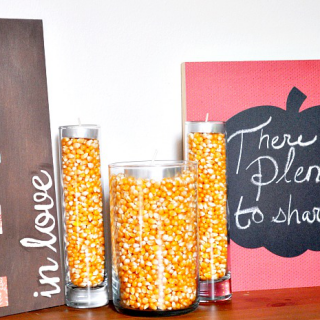 DIY Fall Decor Signs