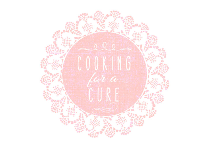Cooking for a Cure - Pink Recipes to Raise Awareness and Support for Breast Cancer.
