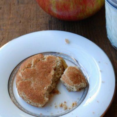 Apple Pie Snickerdoodles