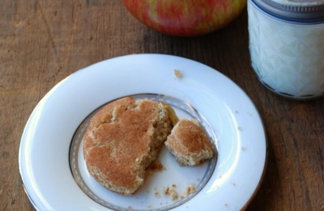 With just a few tweaks to a basic snickerdoodle recipe, you can make crazy good cookies with all the flavors of apple pie! You definitely want to give this amazing dessert recipe a try from Endlessly Inspired! {The Love Nerds Apple Series}