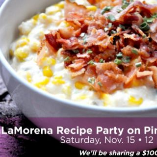 Join Me for the #VivaLaMorena Recipe Party on Pinterest