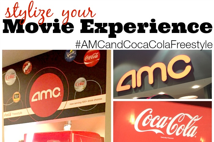 Stylize Your Movie Experience with #AMCandCocaColaFreestyle