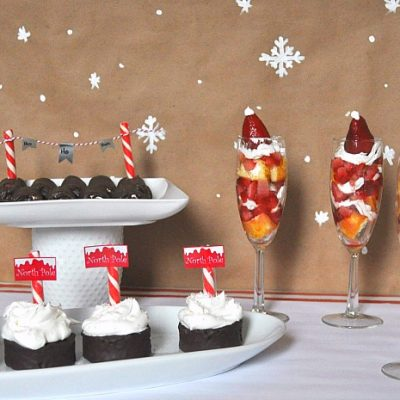 Twinkie Strawberry Shortcake and other Yummy Holiday Ideas