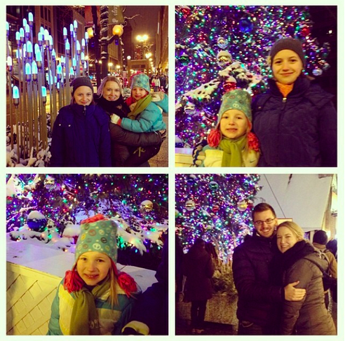 Niece Christmas 2013