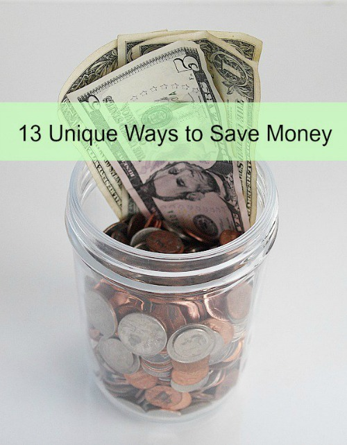 13-Unique-Ways-To-Save-Money