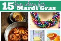 15 Fun and Fabulous Mardi Gras ideas for the whole family!! {The Love Nerds}
