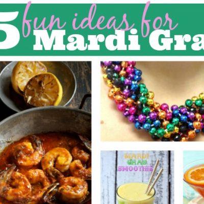 15 Fun and Fabulous Mardi Gras Ideas