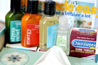 Help Care for your Guests with this DIY Get Well Kit
