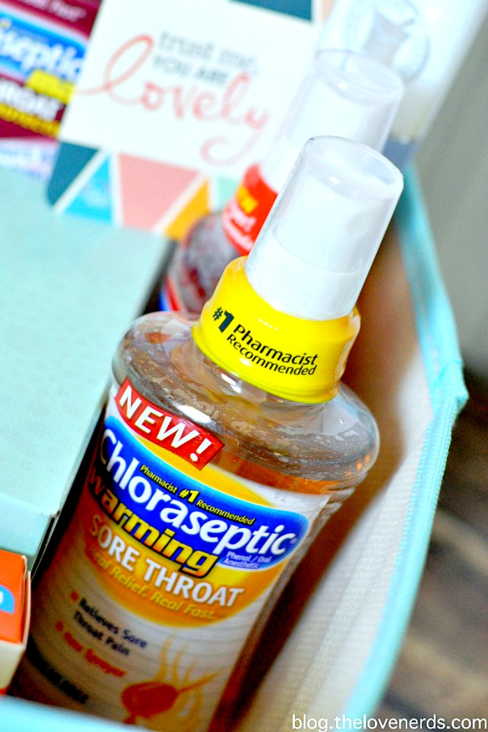Help Care For Your Guests With This Diy Get Well Kit The