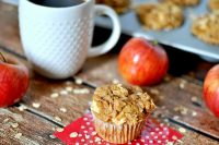 4 Tips for a Strong Morning Routine {with Yummy Dutch Apple Pie Muffins}