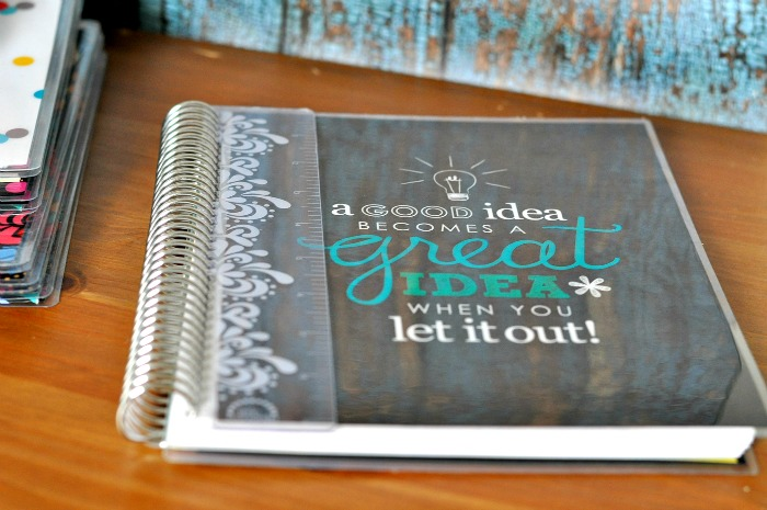Do you like having a place for everything? Do you tend to lose things? Or, maybe you want to keep track of special moments! Check out these 4 Ways to Get Organized with Brand New Erin Condren Notebooks! {The Love Nerds} #spon