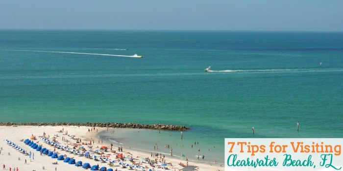7 Tips for Visiting the Gorgeous Clearwater Beach, Florida - Sun, white, sandy beaches, fabulous views, good food and fun activities. It doesn't get much better! | The Love Nerds Travel