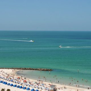 Visiting Clearwater Beach, Florida