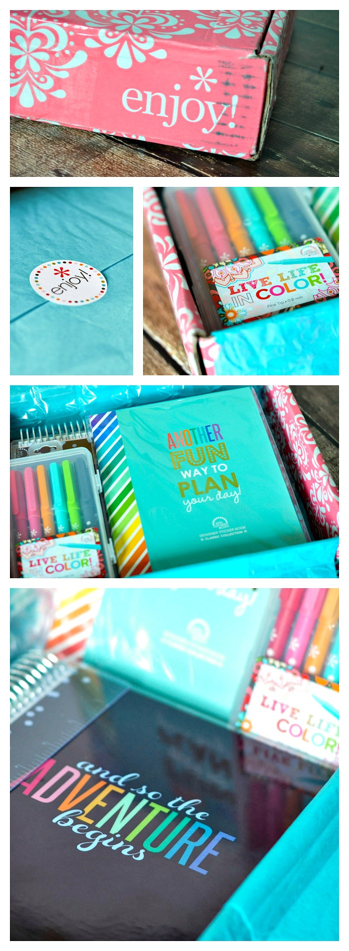 Sharing more about how I use my Erin Condren Life Planner, especially the best accessories for my life planner! Plus - a look into the new 2015-16 version! {The Love Nerds}