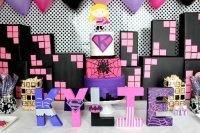 Girly Superhero Birthday Party Ideas