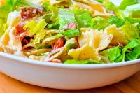 Zesty Ranch BLT Pasta Salad
