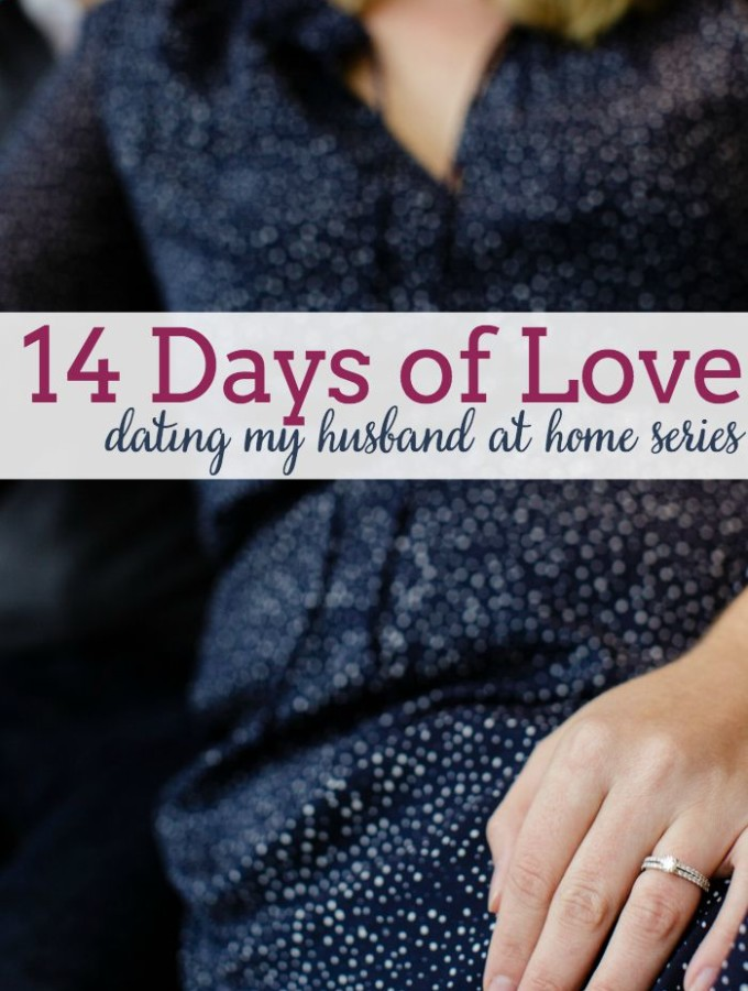 14 Days of Love {Dating My Husband at Home} - You don't need to go out to have fun! I'm sharing 14 easy at home date ideas plus tips on doing so while staying within a budget! |The Love Nerds AD VisaClearPrepaid