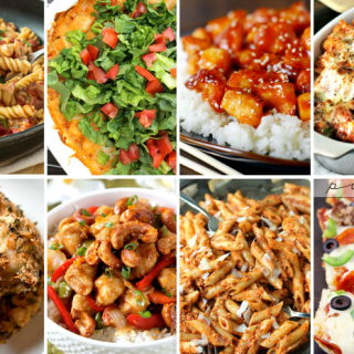 25+ 30 minute meals - These recipes are perfect for back to school dinners!   The Love Nerds