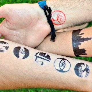 How to Make Temporary Tattoos for Divergent