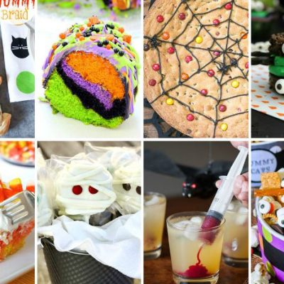 Over 20 SPOOKTACULAR Halloween Treats!
