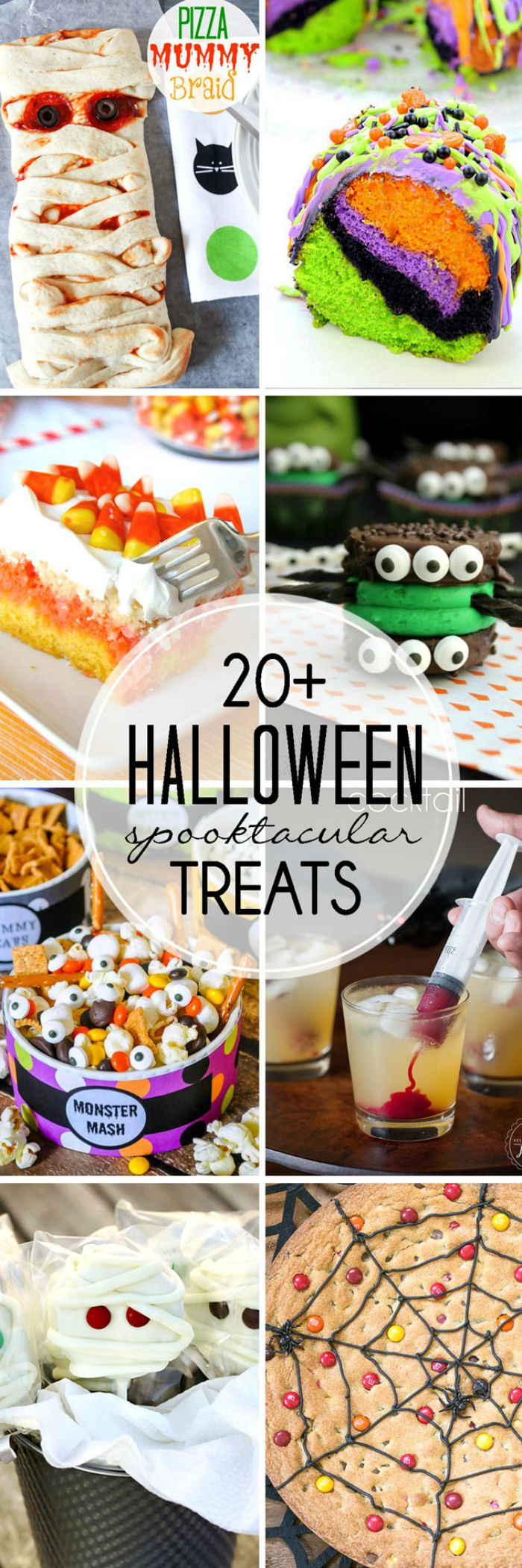 Ultimate List of SPOOKTACULAR Halloween Treats