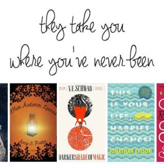 The Blissful Bookworms Book Club – October