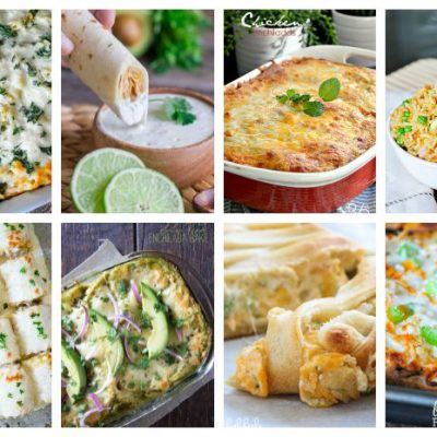 Over 20 Dinner Recipes using Leftover Chicken