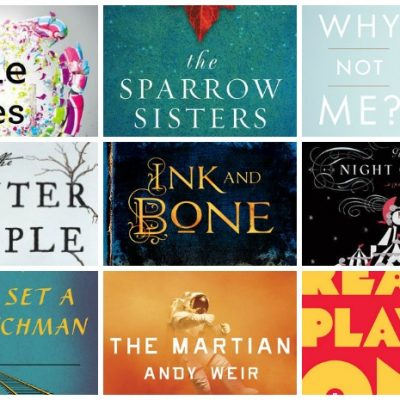 12 Books for your Fall Reading List