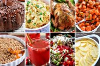 25+ Thanksgiving Recipes - Come over for a collection of holiday recipes that everyone will love! | The Love Nerds