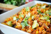 Cheesy Fiesta Pasta Recipe