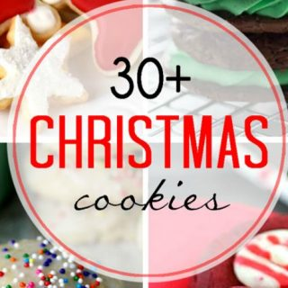 Over 30 Festive Christmas Cookies
