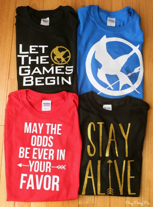 Celebrate the release of Mockingjay Part 2 with these awesome Hunger Games Ideas!