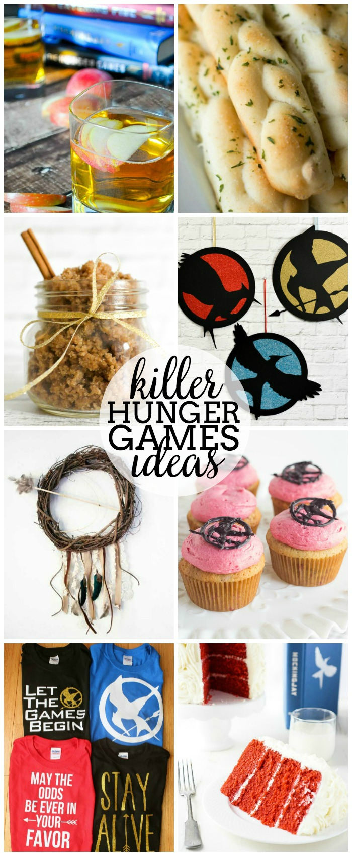 Celebrate the release of Mockingjay Part 2 with these killer Hunger Games Ideas!