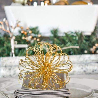 I'm Dreaming of Mixed Metallic Christmas Decor