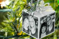Photo Block Ornament