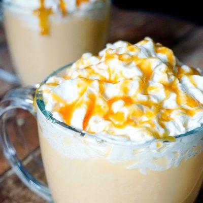 Bah Rumbug! – Salted Caramel Eggnog Recipe