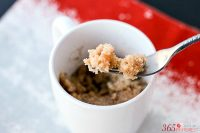 Snickerdoodle Mug Cake - an easy and delicious treat! | The Love Nerds' Contributors