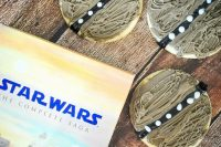 Star Wars Scruffy Looking Wookie Cookies Recipe - Celebrate the Force Awakens with these tribute Chewbacaa Cookies! | The Love Nerds
