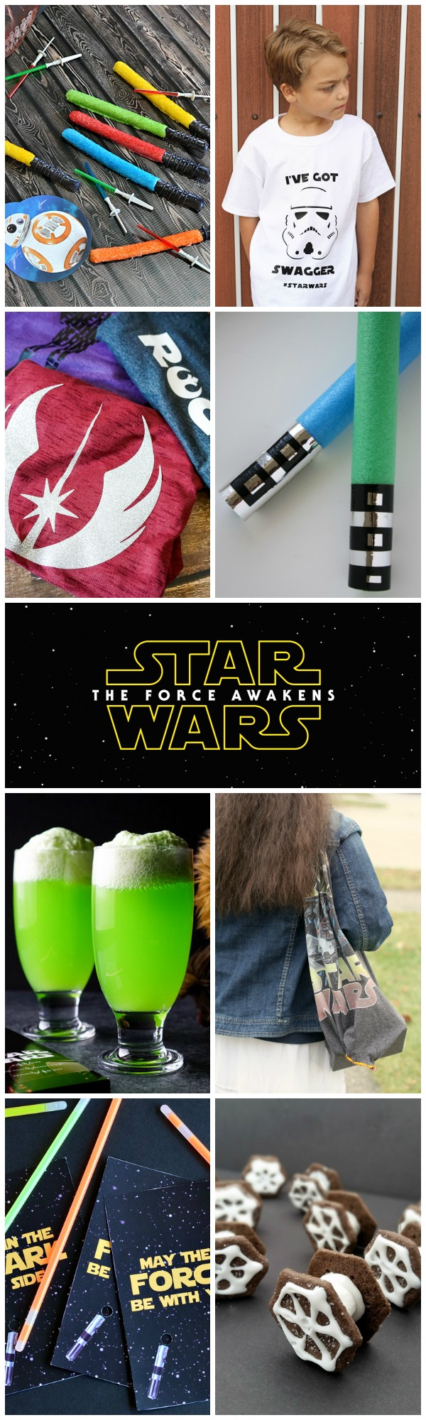 Awesome Star Wars Ideas - recipes, crafts and more! | The Love Nerds