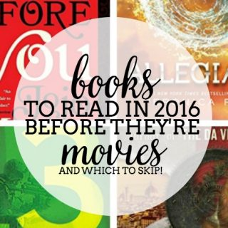 Books to Read Before They Are Movies in 2016