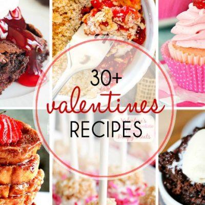 Valentine's Day Recipes to Love